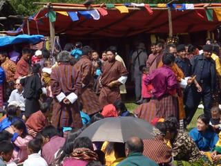 Jakar market