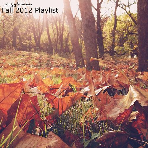 Fall-2012-Playlist