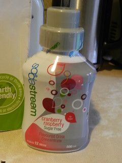 Ideal Home Show - SodaStream concentrate