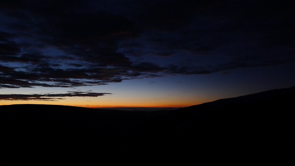 Dawn over the Cairngorms