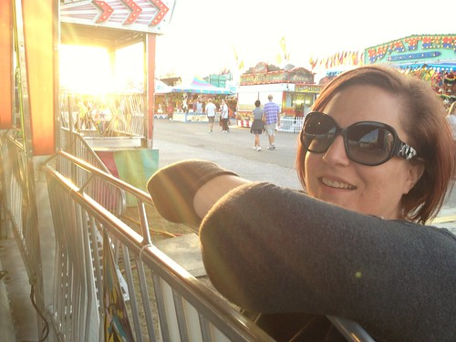 Amy at the Fair