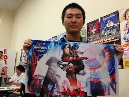 LMC Soga 447th Champion : Kuwabara Hiroshi