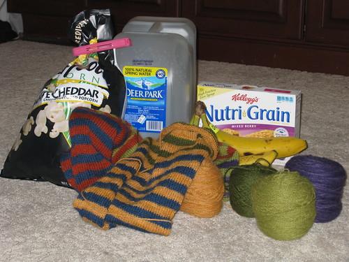 Hurrican supplies