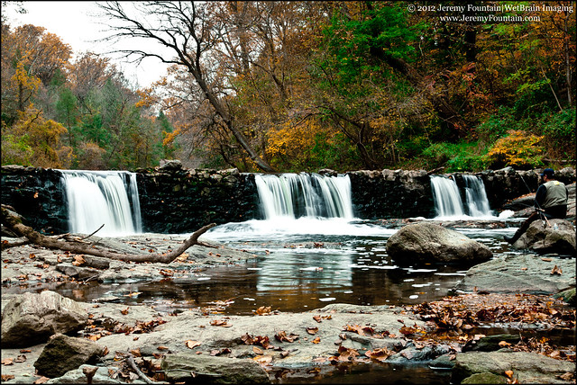 Mill Dam on the Wissahickon