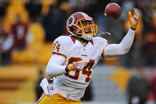 redskins' offense lacks playmaking receivers