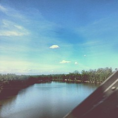 Crossing the Nepean