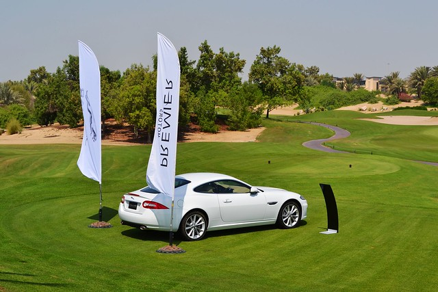 Premier Motors Abu Dhabi | Corporate Masters Golf Series 2012