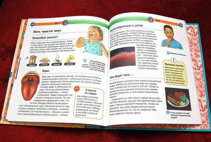 Энциклопедия для Детей Строение Человека