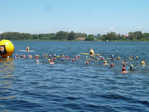 Joburg City Triathlon 2012 - Race 1