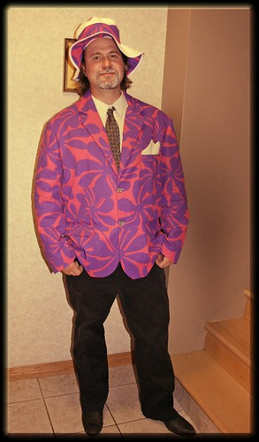 Don Cherry - costume 2