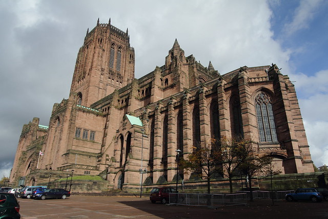 Liverpool Catherdral by photo by CC user ruaraidhg on Flickr