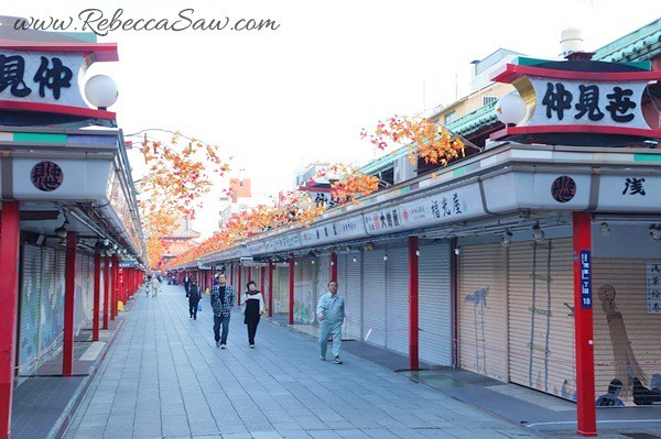 Japan day 1 - Asakusa - rebecca saw (9)