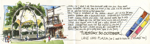 121030 Lane Cove VIllage by borromini bear