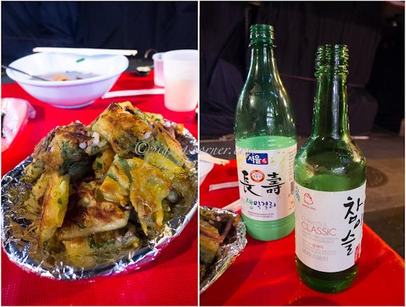 Namdaemun market-street food-jeon