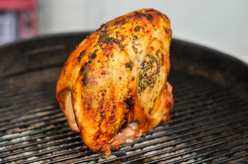 Herb-rubbed Turkey Breasts