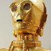 C-3PO - Star Wars Droid Robot at Jersey Goldsmiths