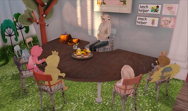 Hadlee's Homeschool Halloween Party
