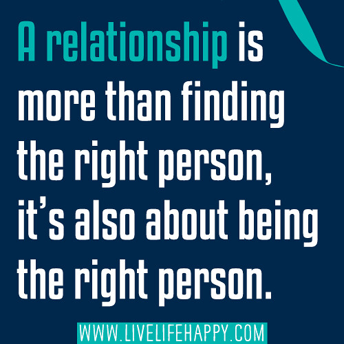 A Relationship Live Life Happy
