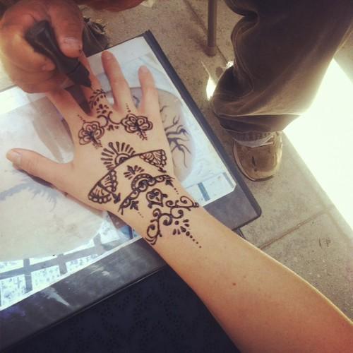Henna Tattoo Venice Beach Ca : I love you los angeles joy the baker