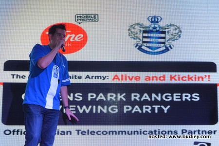 Tune Talk Official Asian Telecommunication Partner Queens Park Rangers