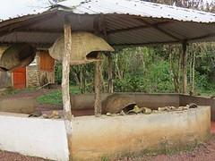outdoor structure, hut, cob,