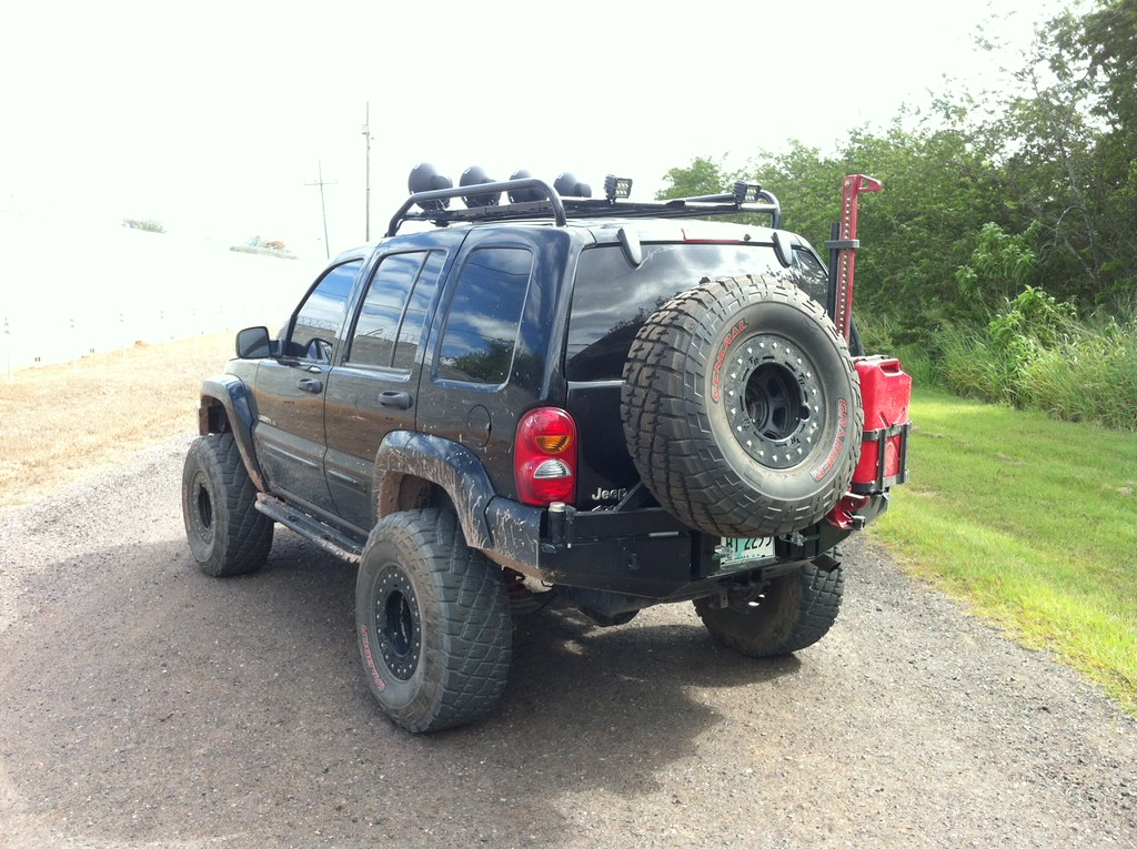 Lost Jeeps View Topic Post Your Kj 4x4 Mods Here