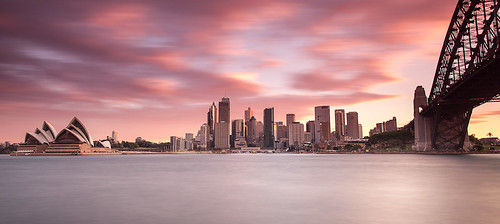 Sydney Cove right by Brendan Davey