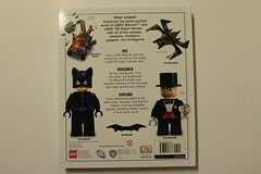 LEGO DC Universe Super Heroes Batman Visual Dictionary