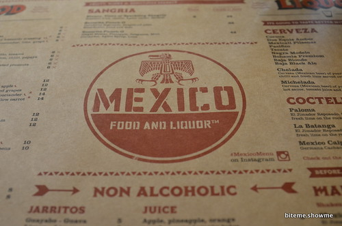 Mexico Food & Liquor