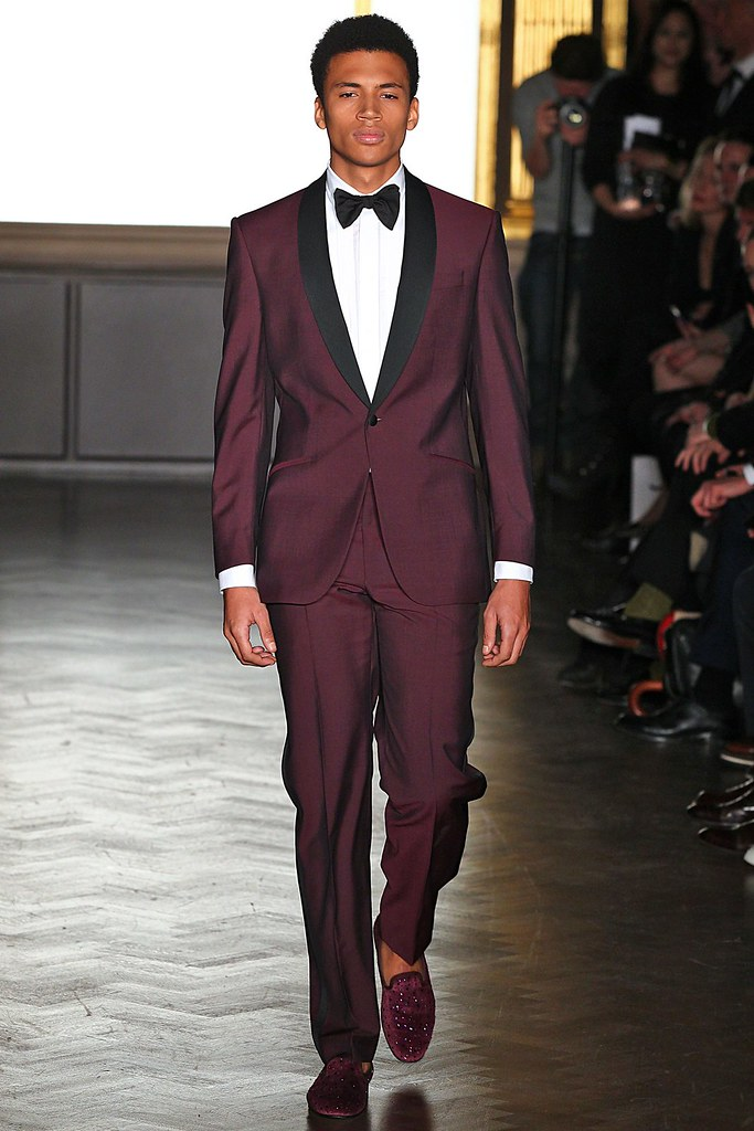 FW13 FW13 London Richard James023_Henry Pedro-Wright(GQ.com)