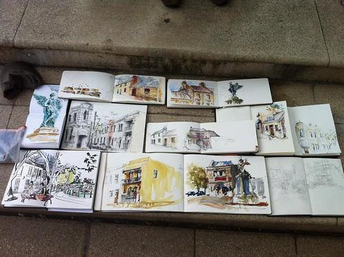 130112 USKSYDJan Sketches