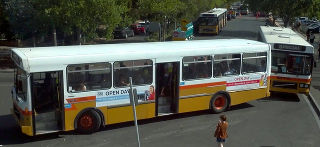 RRL closure: replacement buses lacking low-floor vehicles