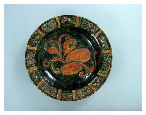 008-Plato vidriado-periodo Edo siglos 16-17-Cortesía del Tokyo National Museum