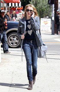 Emma Roberts Ankle Boots Celebrity Style Women's Fashion