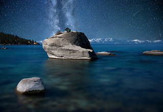Galaxy Number 9, Lake Tahoe, NV | FREE STAR PHOTOGRAPHY TUTORIAL INCLUDED BELOW |