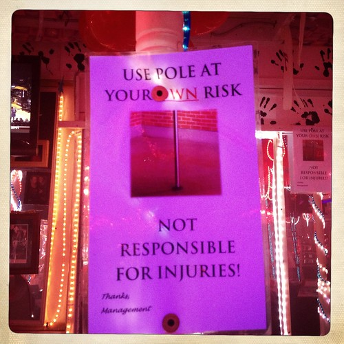 Not Responsible, Paula and Raiford's Disco, Memphis, Tenn.
