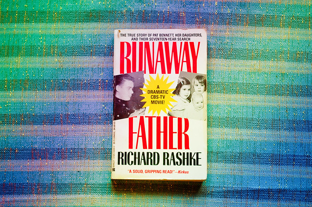 Runaway Father by Richard Rashke for 29php
