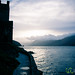 View from Eilean Donan Castle - Scotland