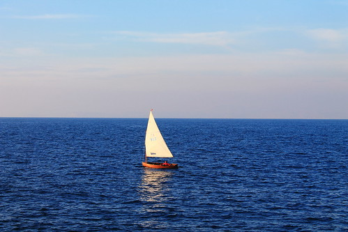 sailing boat | by elisaboba