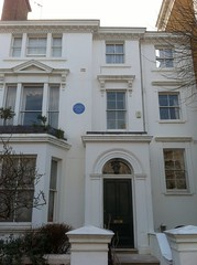 Photo of Max Beerbohm blue plaque