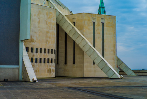 Liverpool Metropolitan Cathedral (detail)