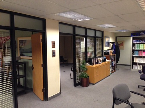 Franklin Avenue: My Visit to Scranton's Dunder Mifflin, By ...