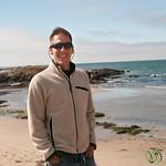 Dan on the California Coast