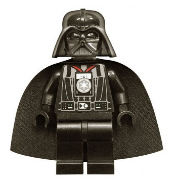 LEGO Star Wars: The Empire Strikes Out - Exclusive Darth Vader