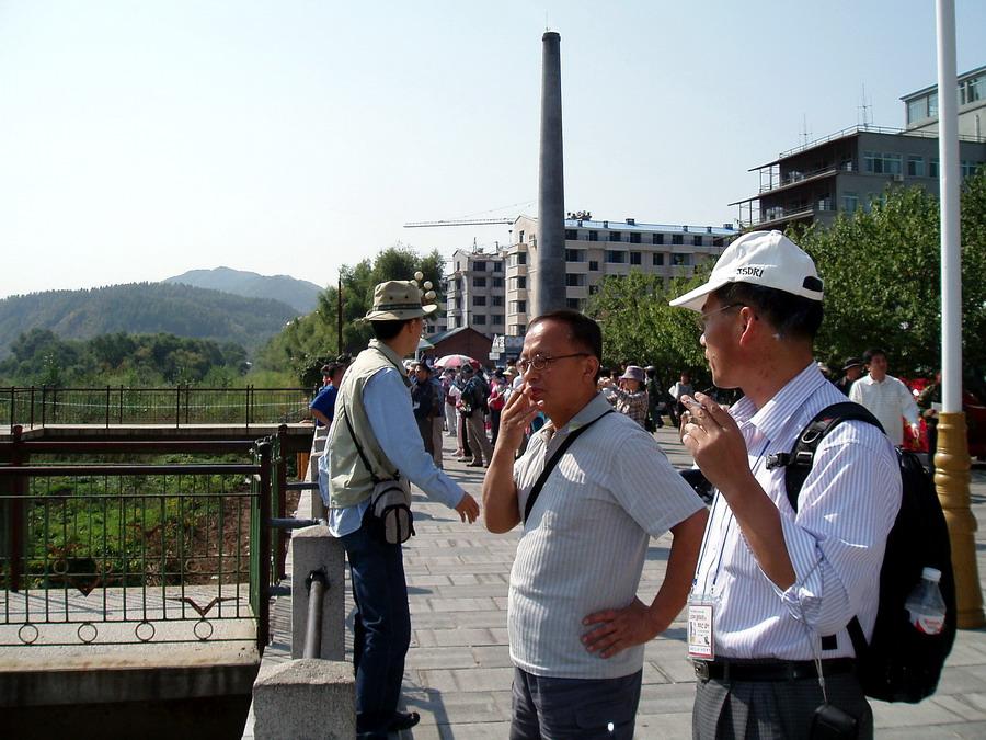 Tumen Chinese-NorthKorean border1add