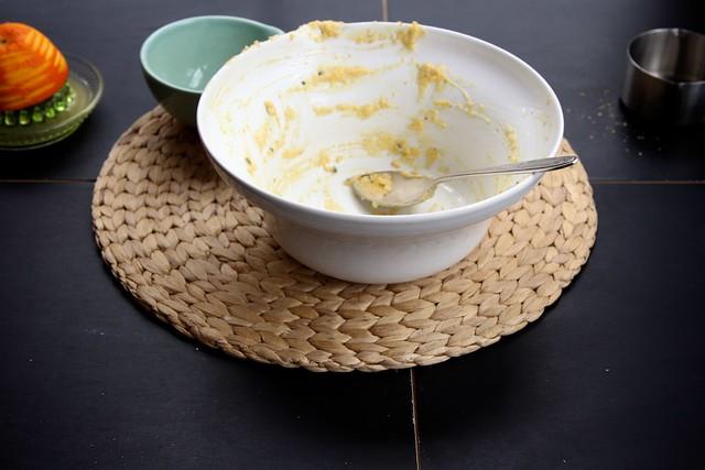 brown butter rosemary orange cornbread