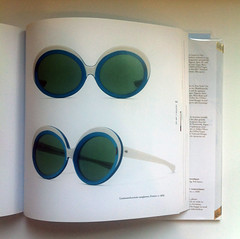 Laminated-acetate sunglasses, France, c. 1965