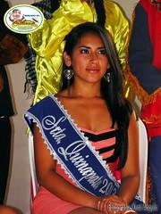 Conferencia de Prensa - Candidatas a Señorita Carnaval Riojano 2013