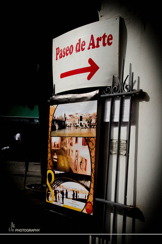 Paseo de arte by ANAISAN PHOTOGRAPHY