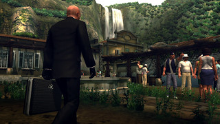 Hitman HD Trilogy on PS3
